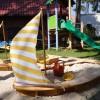 Plac zabaw dla dzieci - Posejdon w Łebie